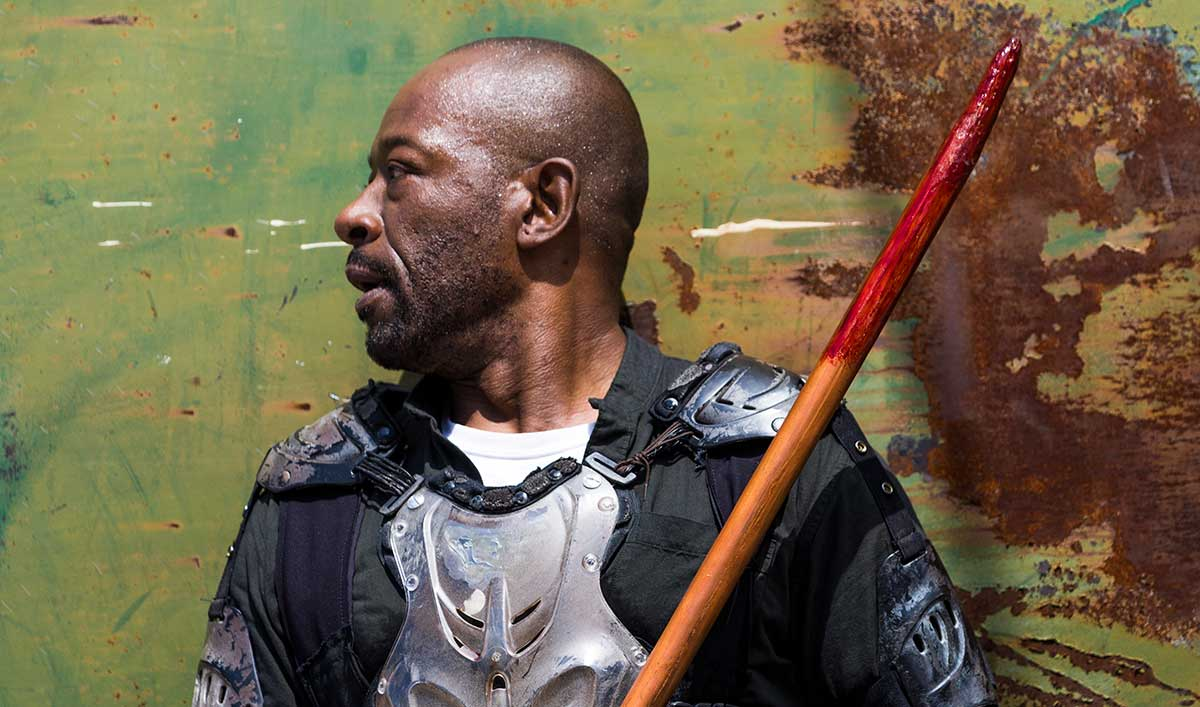 (SPOILERS) <em>The Walking Dead</em> Q&A — Lennie James (Morgan)