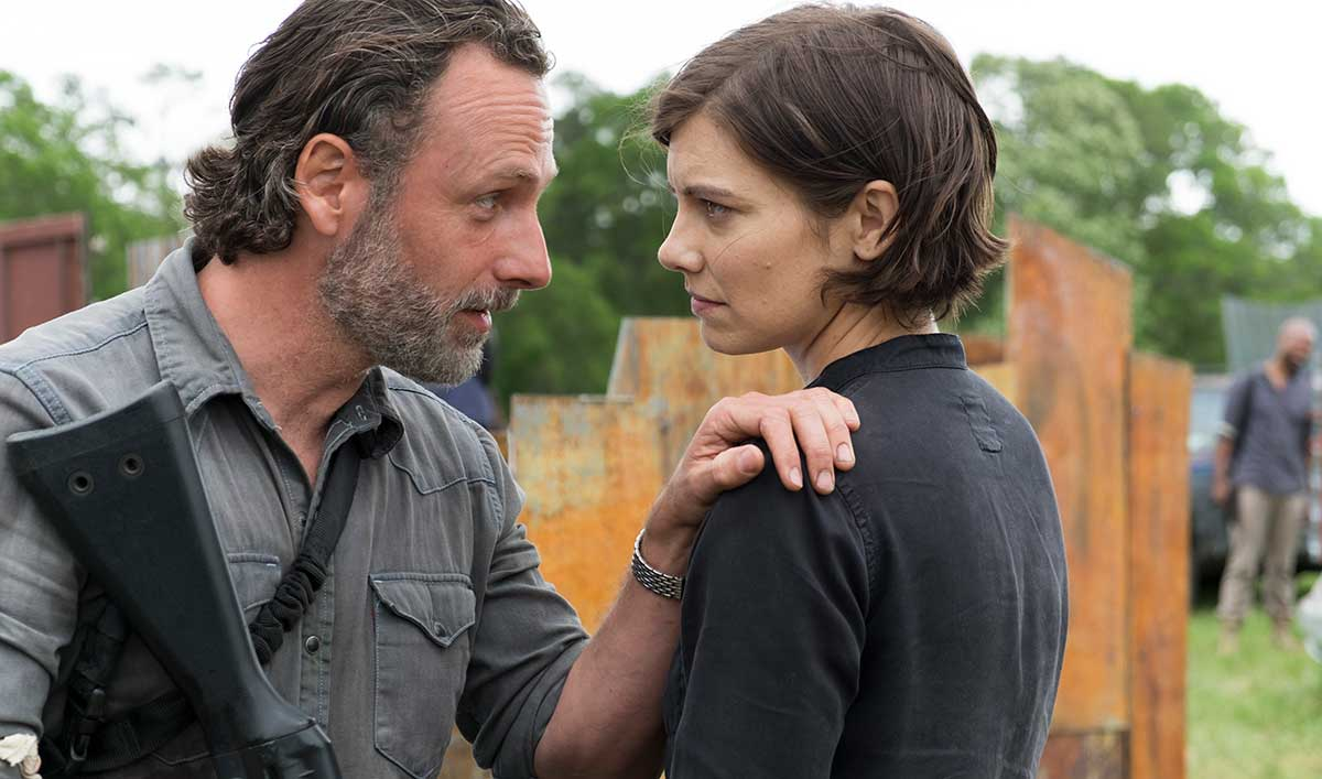 Watch the Opening Minutes of <em>The Walking Dead</em> Season 8 Premiere