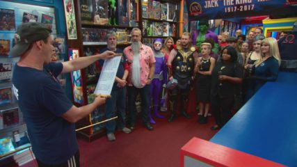 Comic Book Men Talked About Scene: Season 7, Episode 3