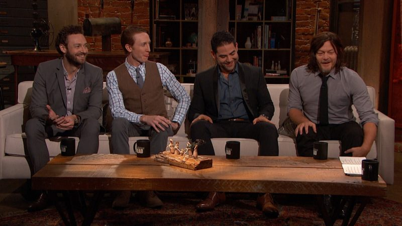 Bonus Scene: Talking Dead: Season 8, Episode 3