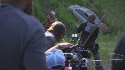 (SPOILERS) Making of The Walking Dead: Season 8, Episode 3