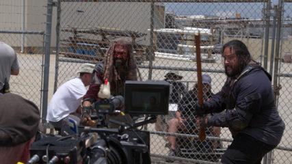 (SPOILERS) Making of The Walking Dead: Season 8, Episode 4
