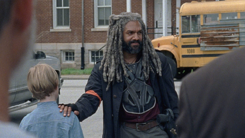 The Walking Dead: The Opening Minutes of Season 8, Episode 4