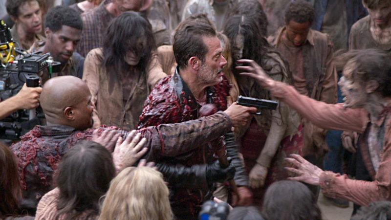 (SPOILERS) Making of The Walking Dead: Season 8, Episode 5