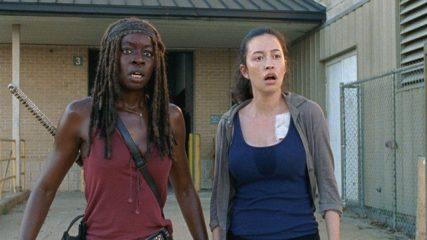 (SPOILERS) Talked About Scene from The Walking Dead: Season 8, Episode 6
