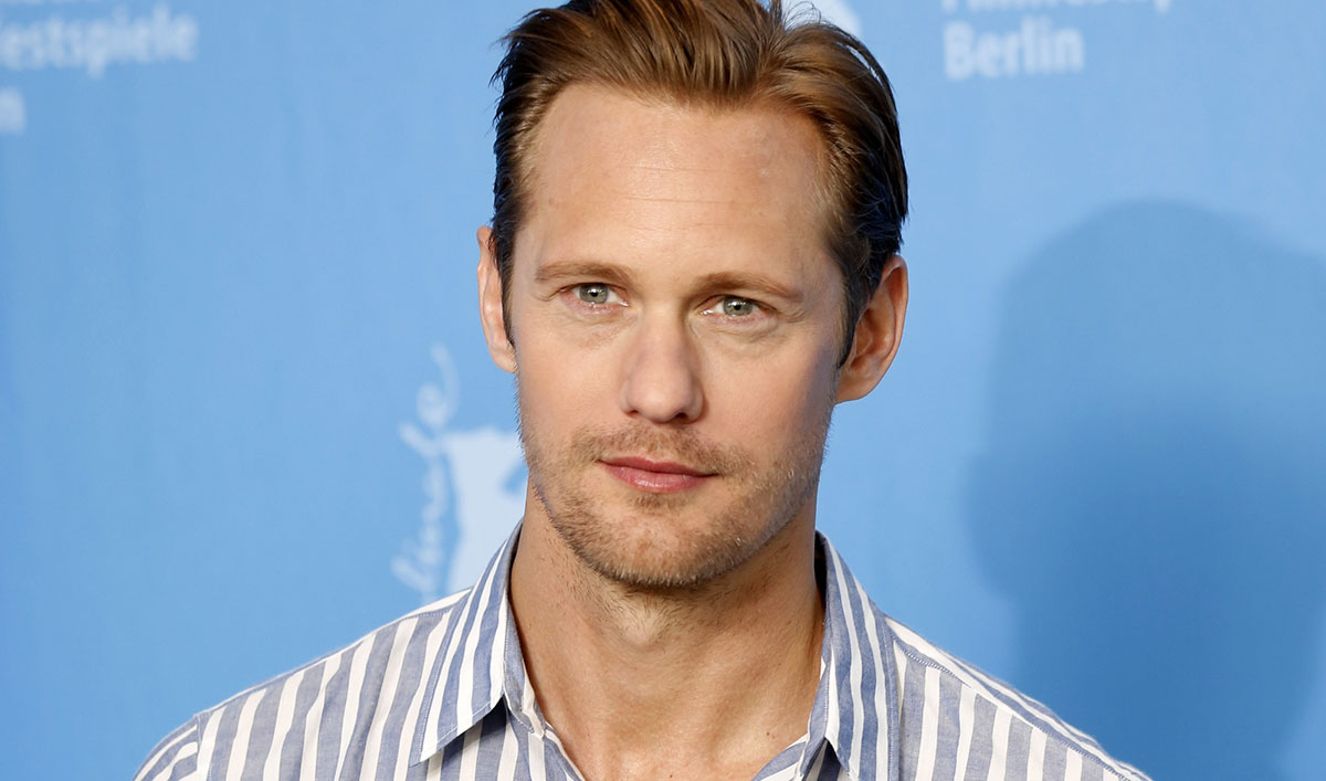 Emmy Award-Winner Alexander Skarsgård Set to Star in Upcoming Spy Thriller <em>The Little Drummer Girl</em>