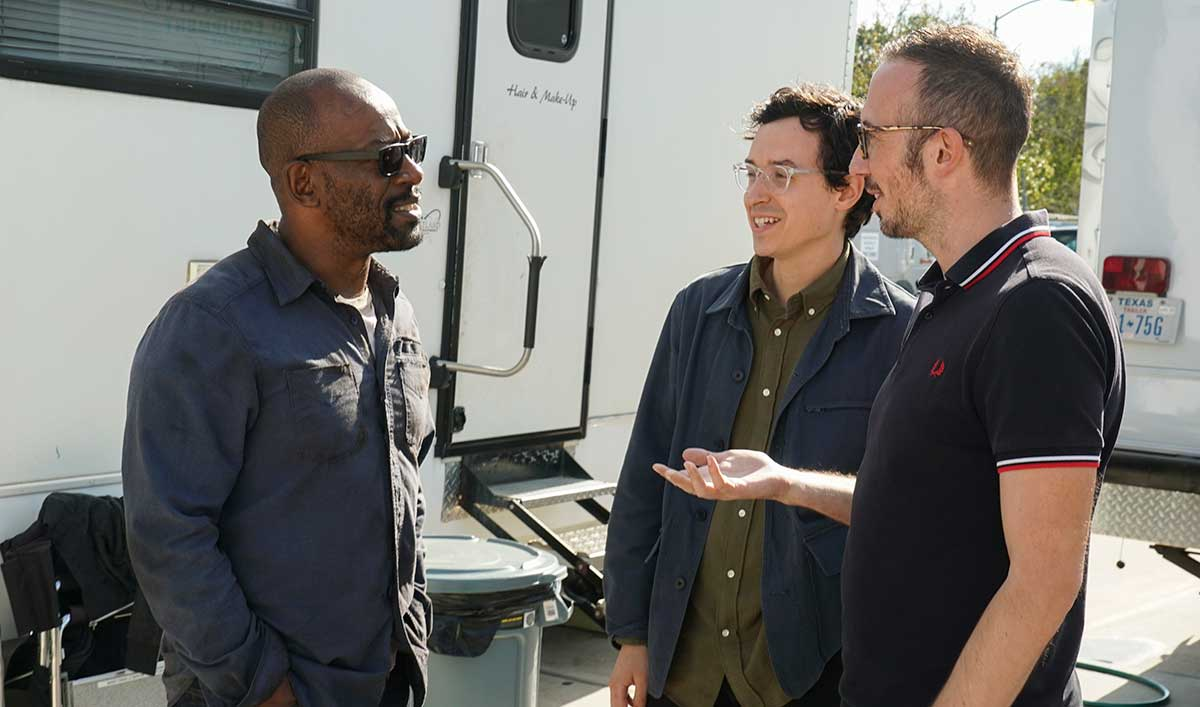 Lennie James Chats With <em>ComicBook</em>; <em>TVLine</em> Previews Season 4 Opener