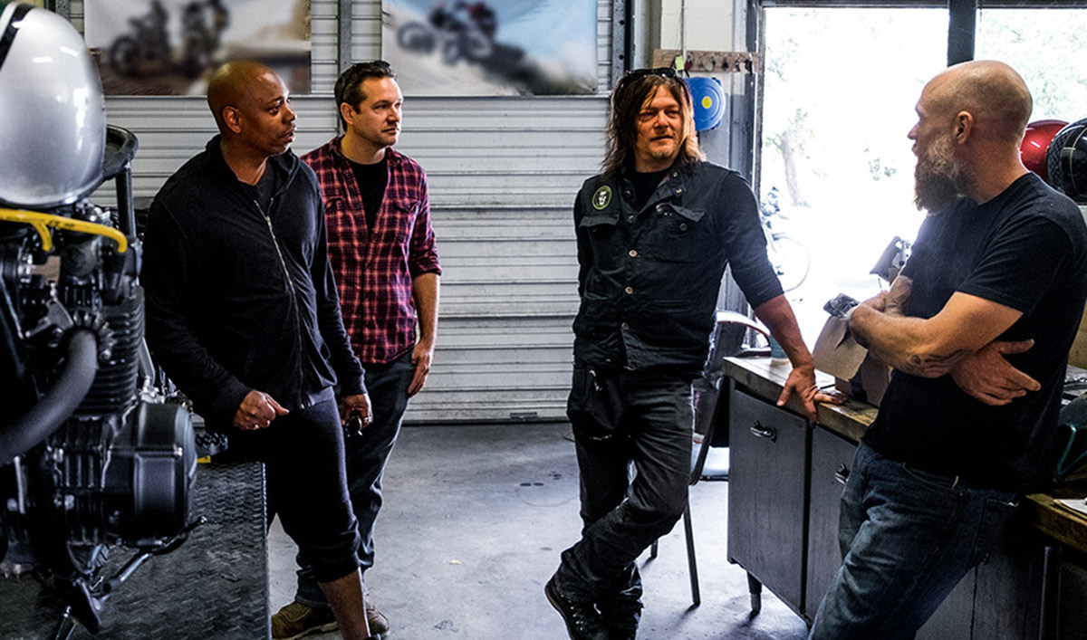 Norman Reedus Talks Season 2 With <em>Deadline</em>; <em>Yahoo</em> Recaps Latest Episode