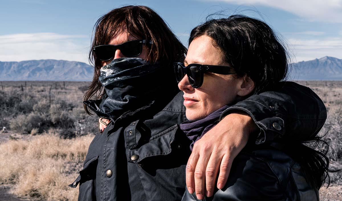 <em>Ride With Norman Reedus</em> Q&A — Aimee Nash