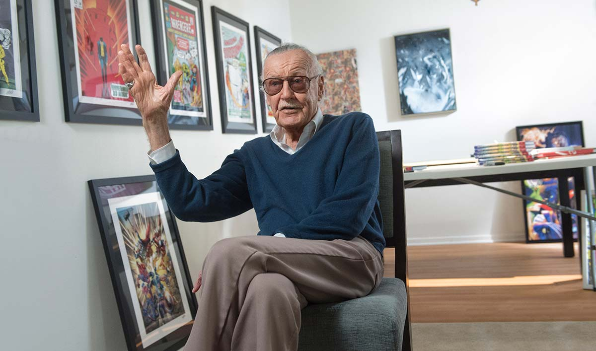 Learn the Story Behind Jack Kirby and Stan Lee's Partnership and Marvel's Bumpy Ride to the Top