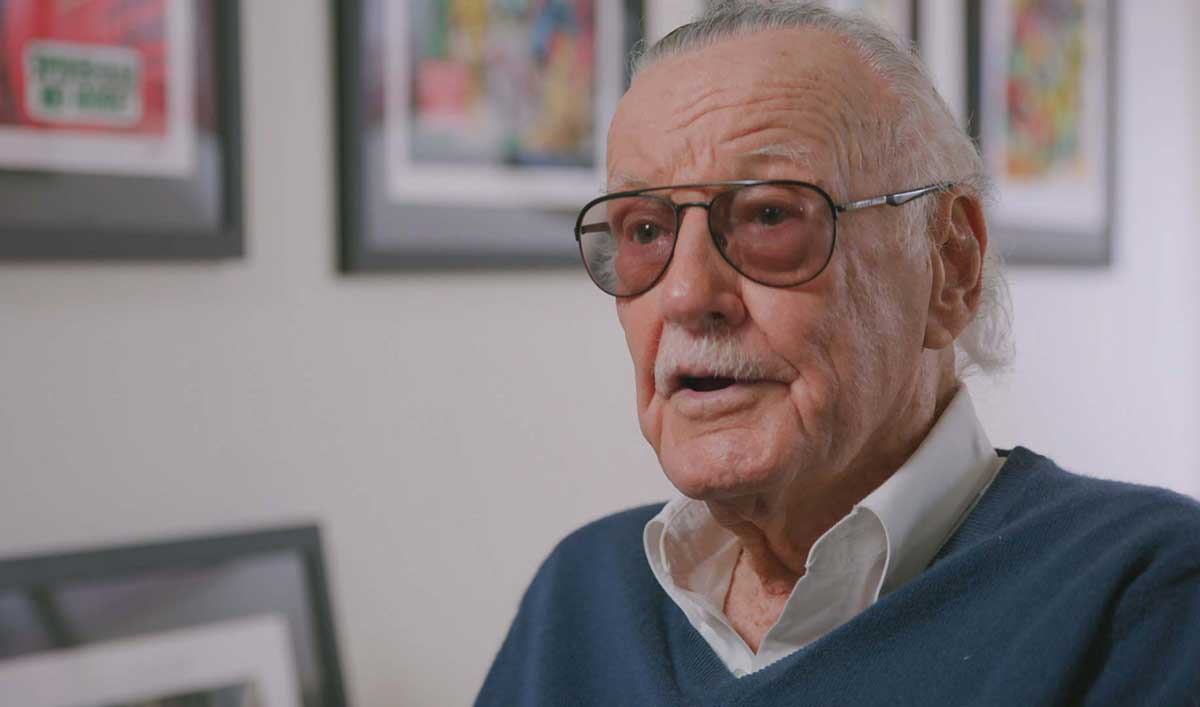 How Comic Legend Stan Lee Created the X-Men