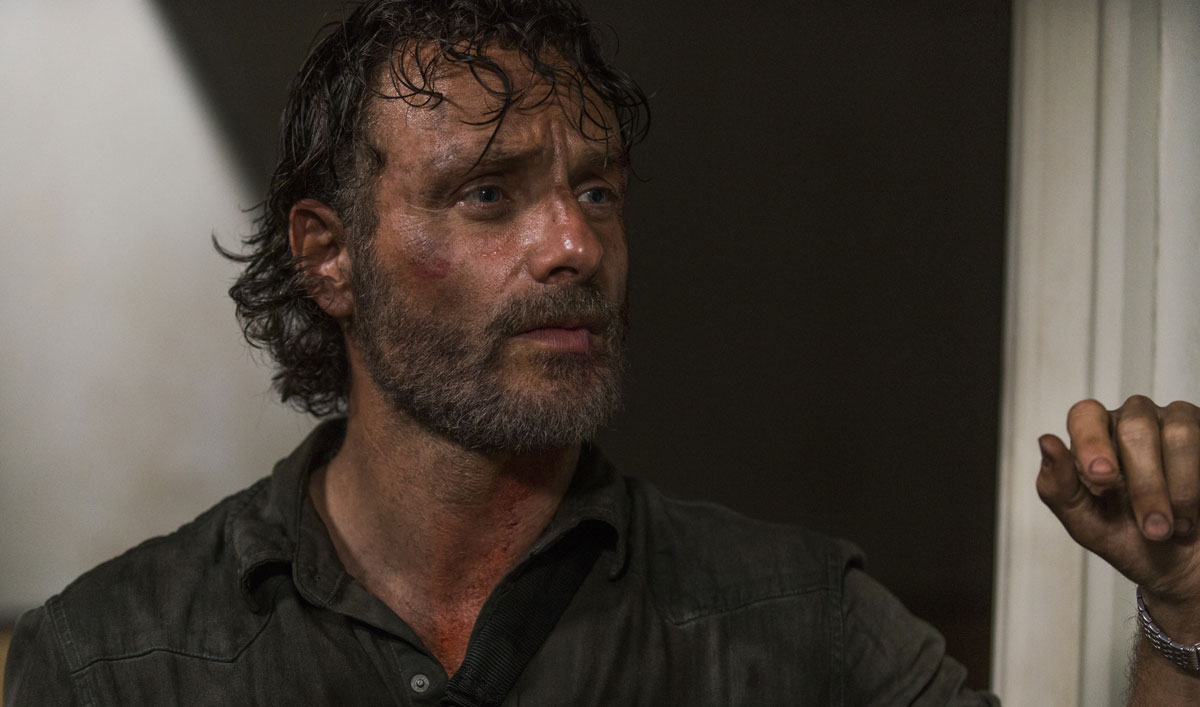 Inside <em>The Walking Dead</em> Episode 3 — Is Rick One of the Bad Guys?