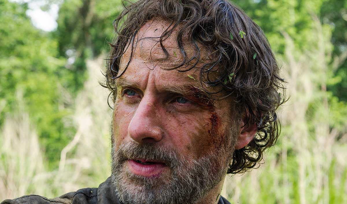 <em>CBR</em> on Season 9 Time Jump; <em>Digital Spy</em> Talks Epic Daryl/Rick Scene