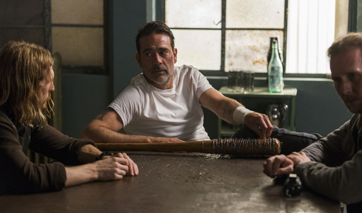 Find Out the Real Story Behind Negan's Madness in <em>The Walking Dead</em> Episode 5