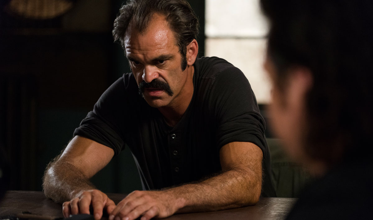 <em>Talking Dead</em> Airs This Sunday With Steven Ogg (Simon) After <em>The Walking Dead</em>