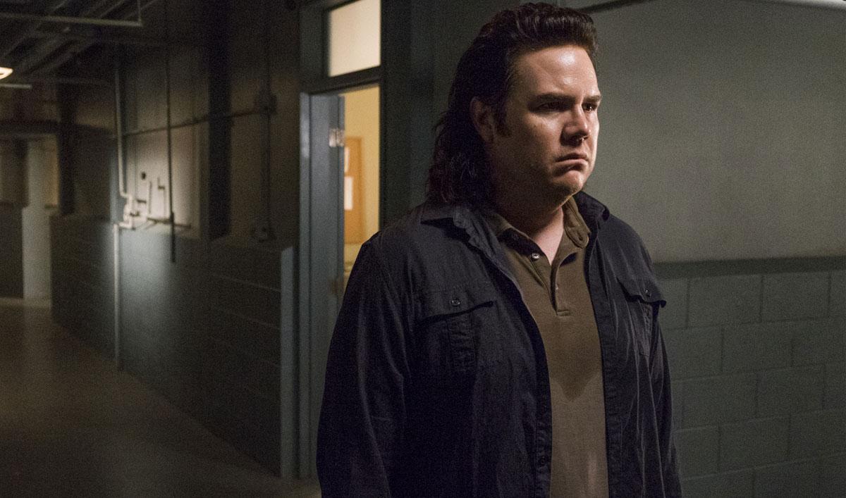 Sneak Peek of <em>The Walking Dead</em> Episode 7: Negan Pledges to Protect Eugene — Mullet and All