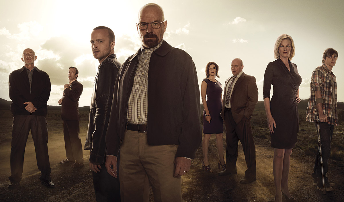 The <i>Breaking Bad</i> Cast Recount Favorite Scenes