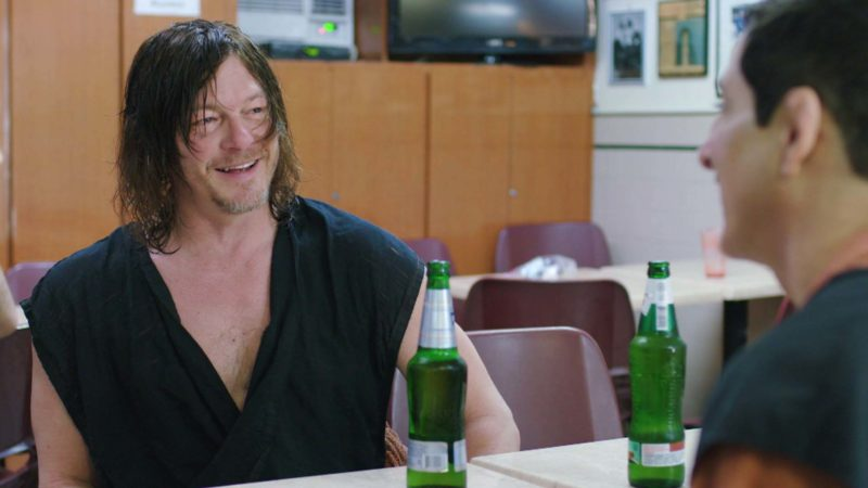 Ride With Norman Reedus Talked About Scene: Season 2, Episode 6
