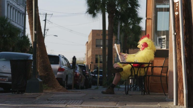 Ride With Norman Reedus Diary: Chicken Suit