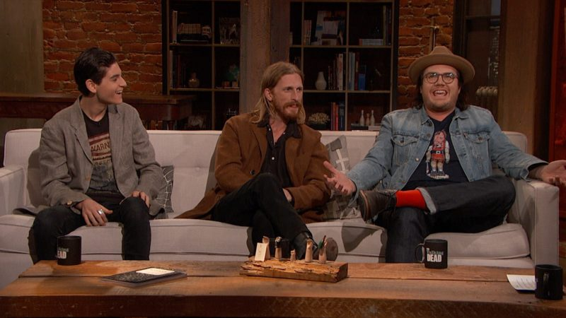 Highlights: Talking Dead: Season 8, Episode 7