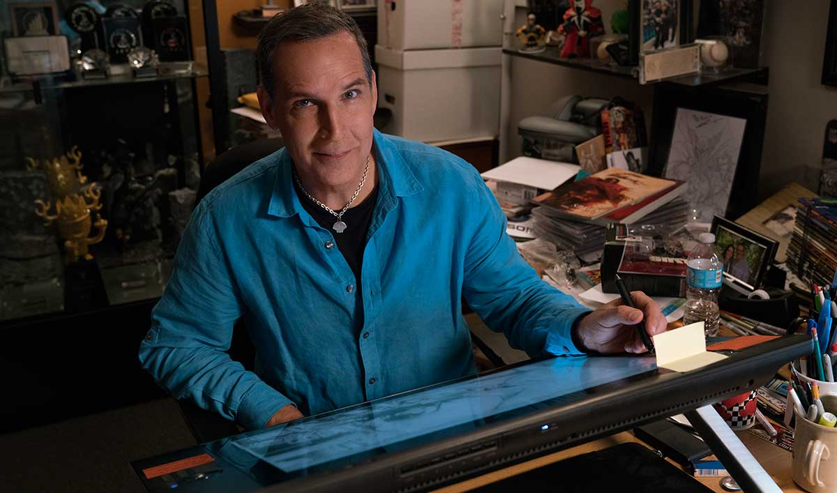 <em>Robert Kirkman's Secret History of Comics</em> Q&A — Todd McFarlane (Image Comics Co-Founder)