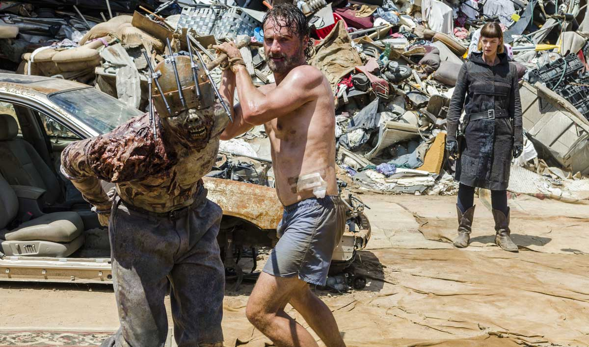 How Rick's Loyalty and Guts Impress Jadis in <em>The Walking Dead</em> Episode 7