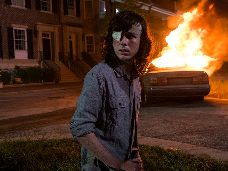 The Walking Dead How Its Gotta Be Season 8 Episode 8 Amc