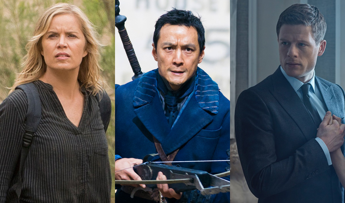 Premiere Dates Announced for <em>Fear the Walking Dead</em>, <em>Badlands</em> and More