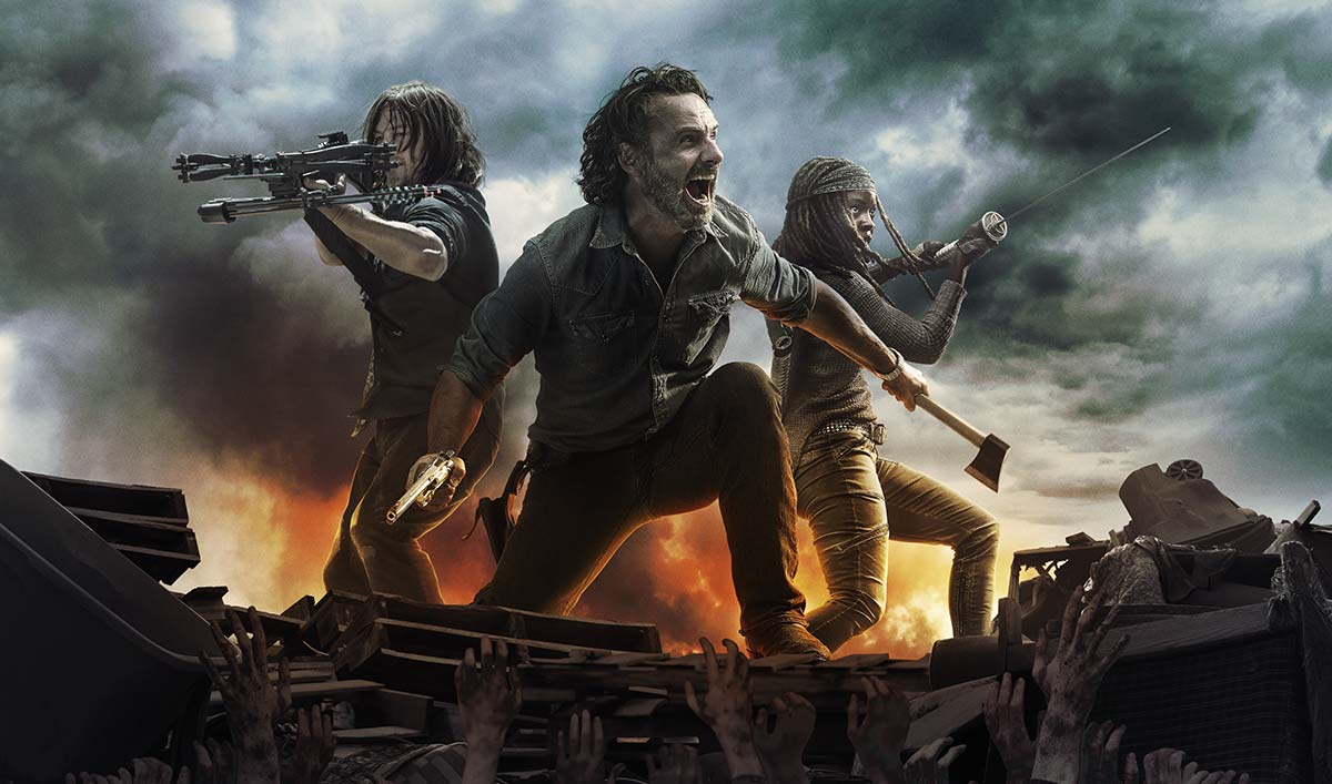 Get Ready for &#8220;The Last Stand&#8221; With the Official Art for the Return of <em>The Walking Dead</em>
