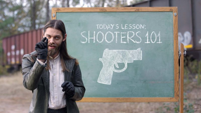 Playtime With Jesus: Shooter 101