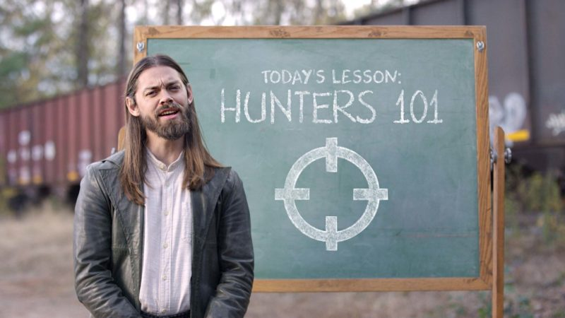 Playtime With Jesus: Hunter 101