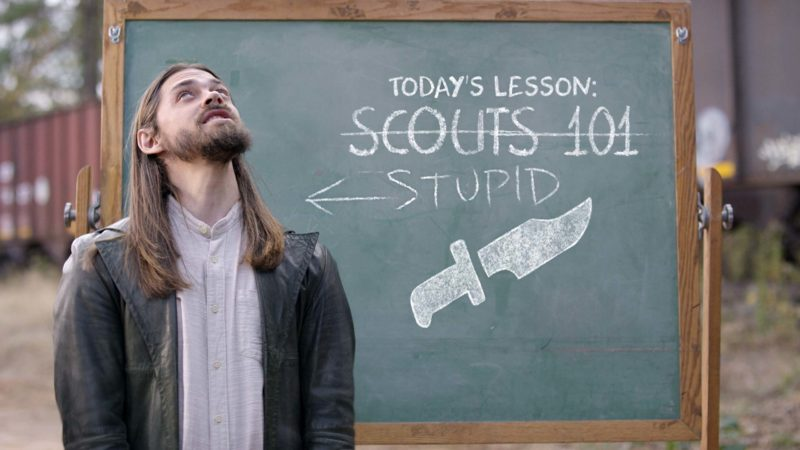 Playtime With Jesus: Scout 101
