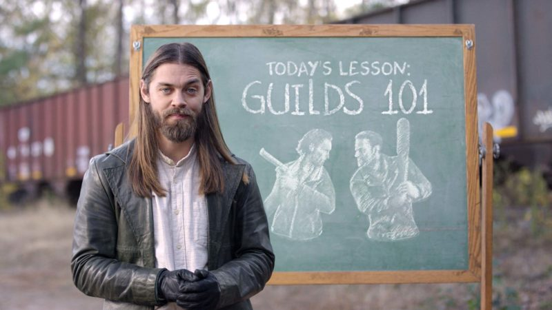 Playtime With Jesus: Guild 101
