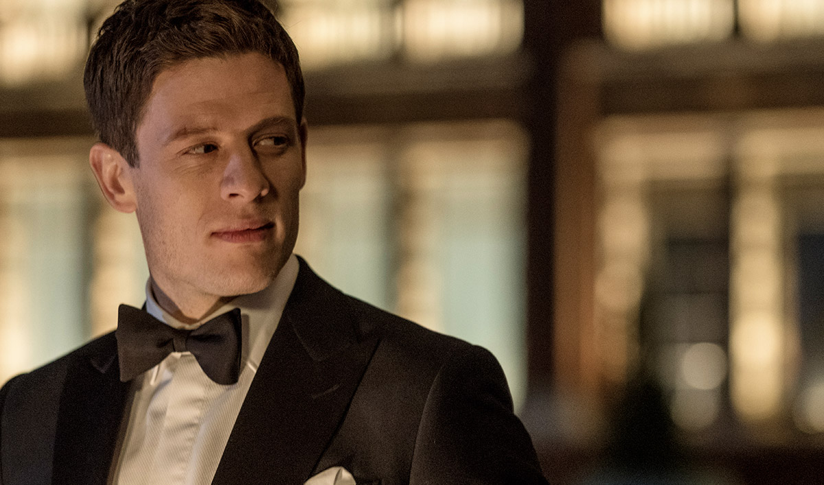 <em>McMafia</em> Q&A — James Norton (Alex Godman)