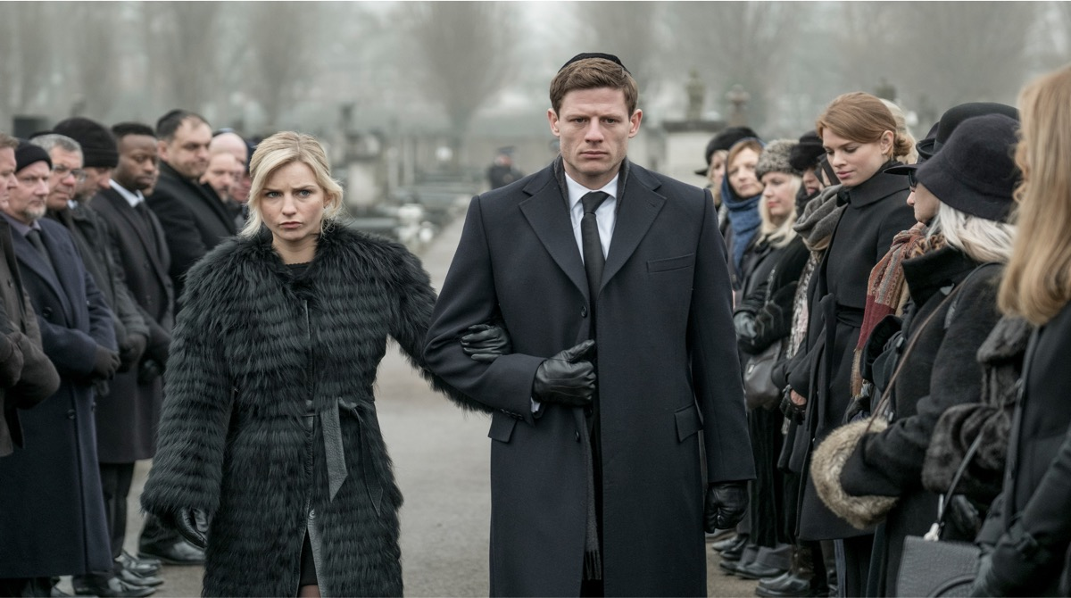 Cast and Creators on Why Crime and Family Don't Mix on <em>McMafia</em>