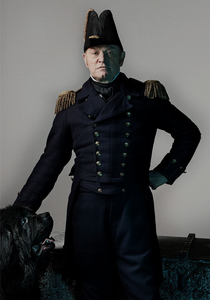 The Terror Captain Francis Crozier Amc