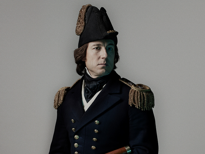 Captain James Fitzjames