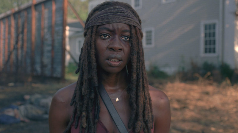 The Walking Dead: The Opening Minutes of Season 8, Episode 10