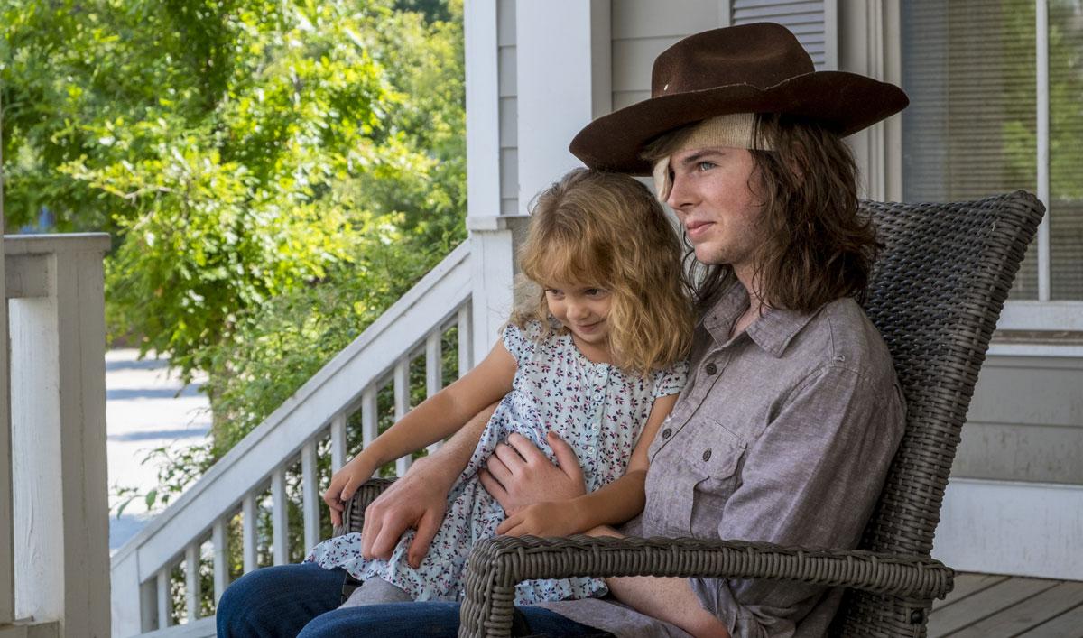 Watch the Emotional Season 8 Mid-Season Premiere of <em>The Walking Dead</em> for Free