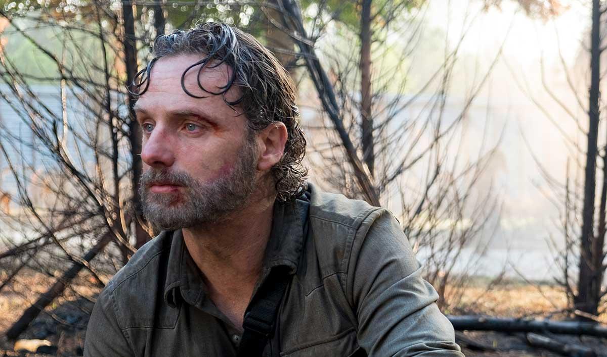 Extras for <em>The Walking Dead</em> Season 8, Episode 10