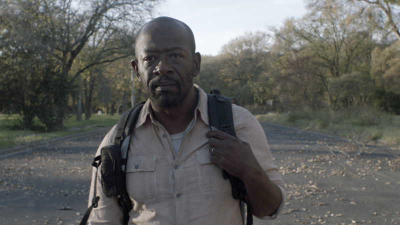 Fear the Walking Dead Season 4 Teaser: Morgan's Journey