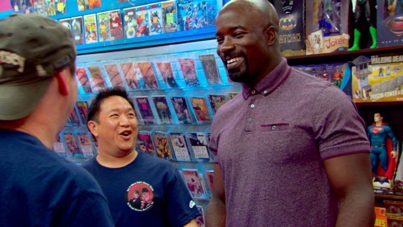 Comic Book Men Talked About Scene: Season 7, Episode 9