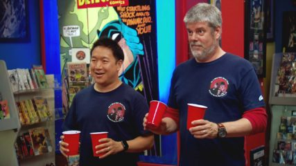 Comic Book Men Talked About Scene: Season 7, Episode 10