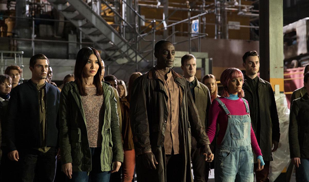 <em>Digital Spy</em> Checks Out New Photos; Showrunner Talks Time Jump With <em>SFX</em>