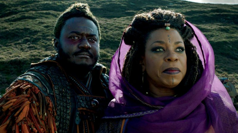 Into the Badlands: A Bigger World – Characters