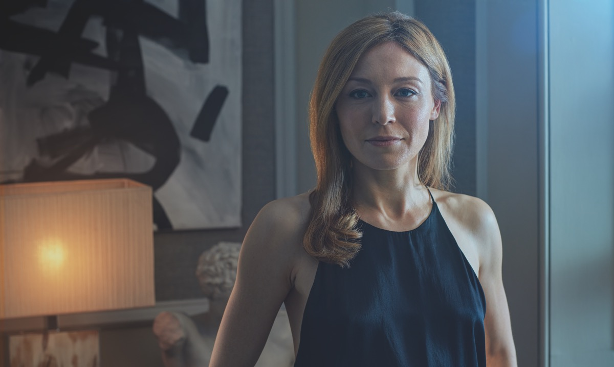 <em>McMafia</em> Q&A — Juliet Rylance (Rebecca Harper)