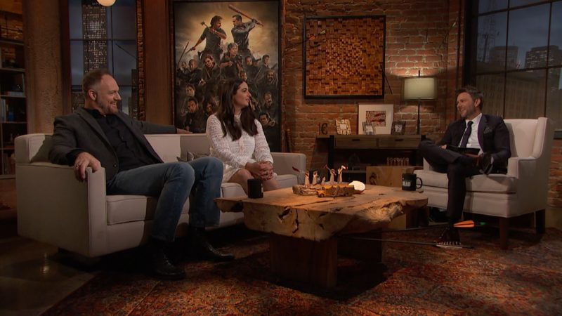 Bonus Scene: Talking Dead: Season 8, Episode 13