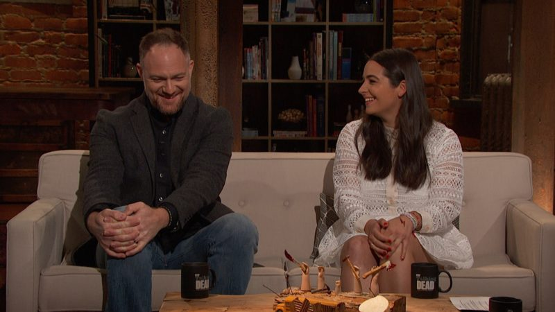 Highlights: Talking Dead: Season 8, Episode 13