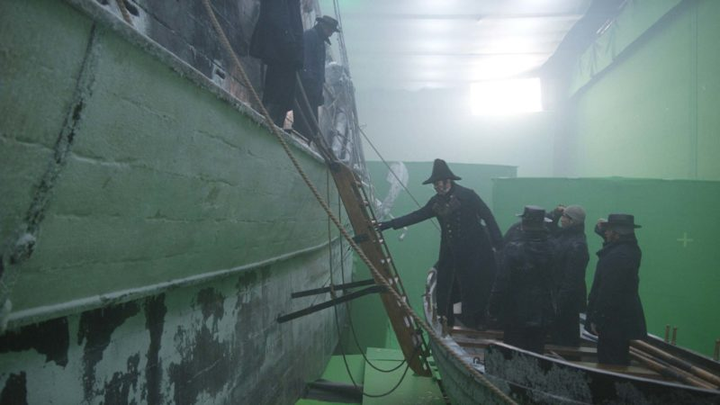 Making The Terror: The Ship