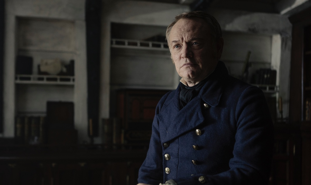 <em>The Terror</em> Q&A — Jared Harris (Captain Francis Crozier)